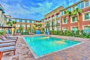Nvhousingsearch Org Ensemble Phase Ii Senior Housing To Open Late July In Las Vegas